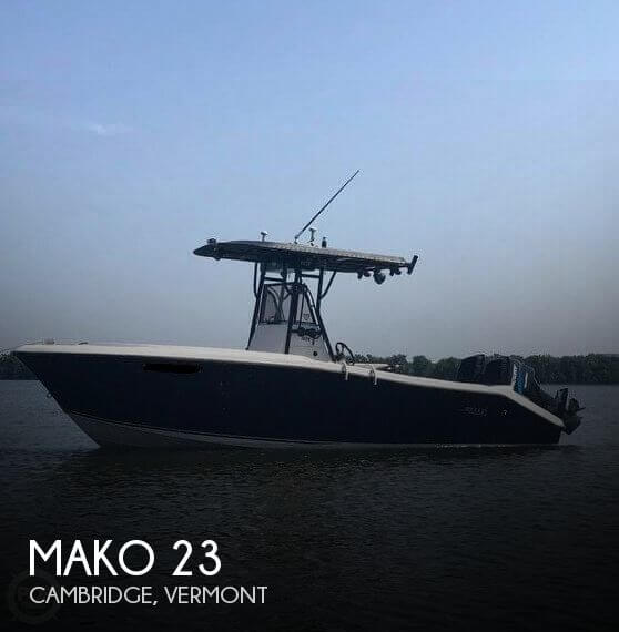 2001 Mako 232 Limited