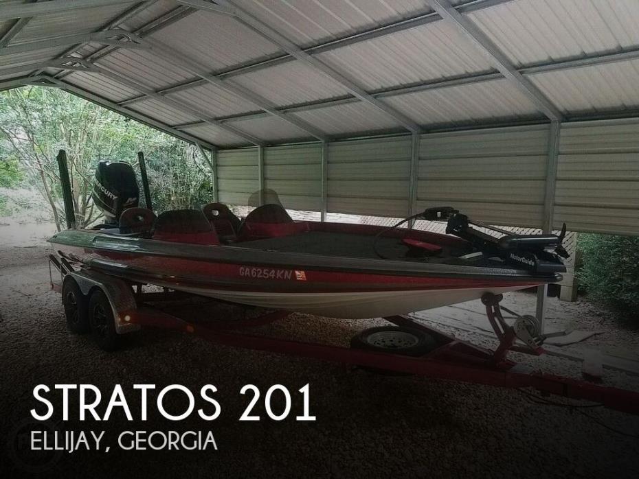 1997 Stratos 201 Pro Elite