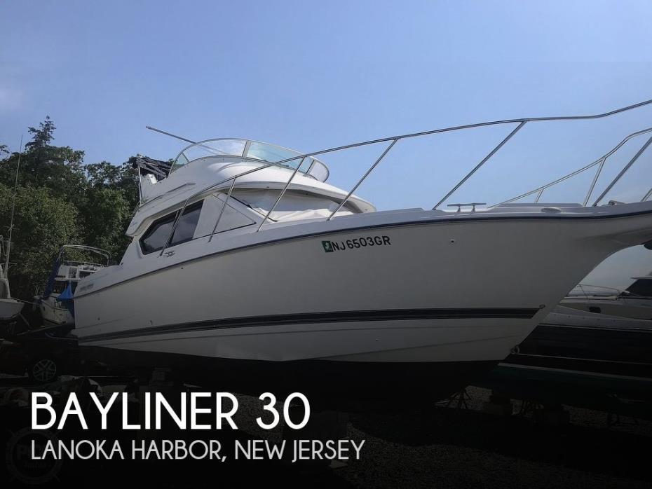 2002 Bayliner 30