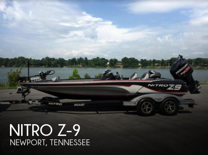 2015 Nitro Z-9