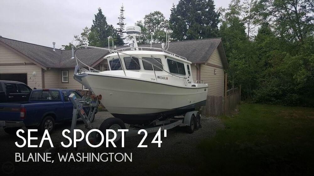 2001 Sea Sport 24 Explorer