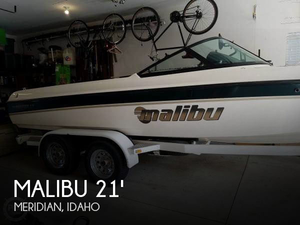 1998 Malibu 21 Sunsetter LX