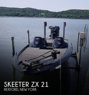 2014 Skeeter ZX 21