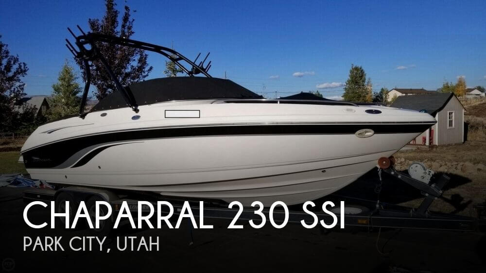 2001 Chaparral 230 SSi