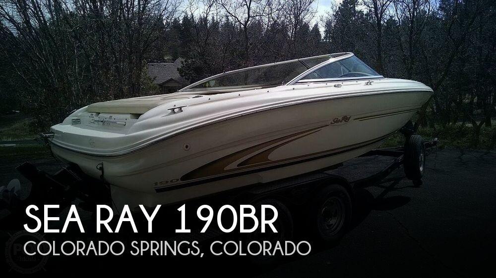 1999 Sea Ray 190BR