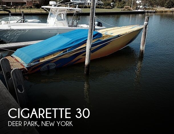 2002 Cigarette 30 Mystique