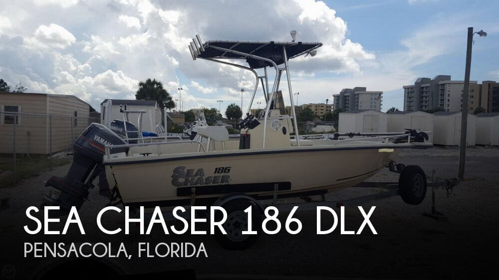 2000 Sea Chaser 186 DLX