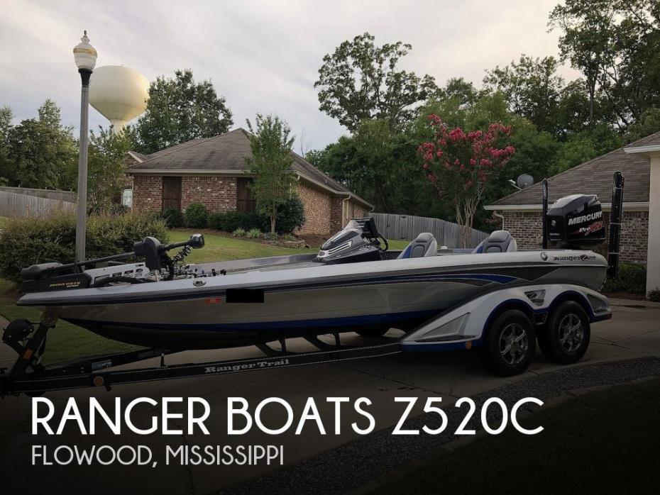 2017 Ranger Boats Z520C Comanche