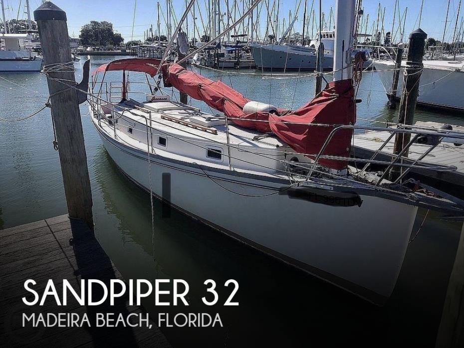 1979 Sandpiper 32