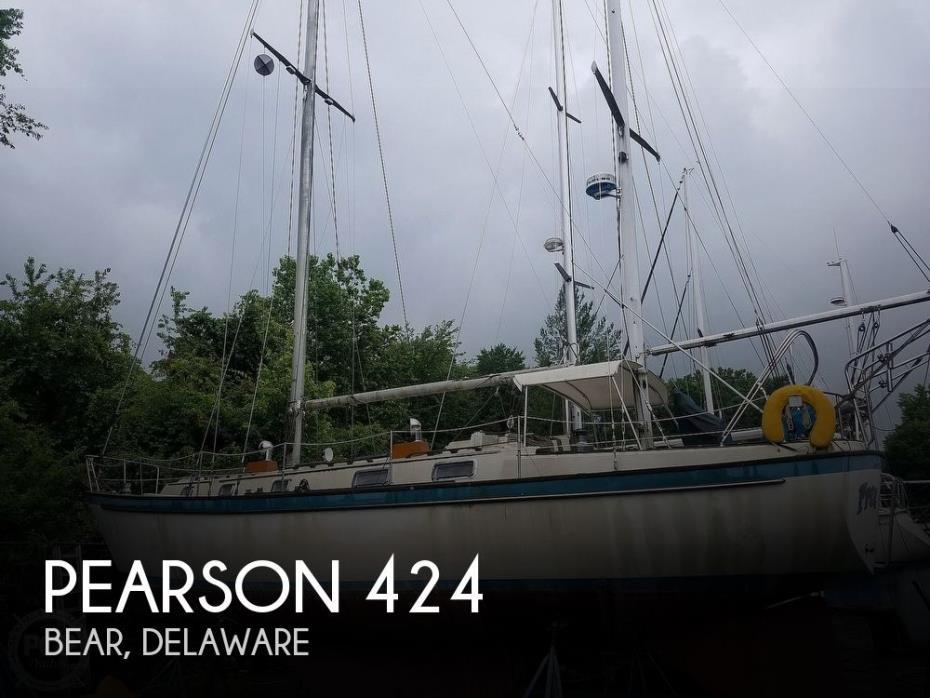 1980 Pearson 424