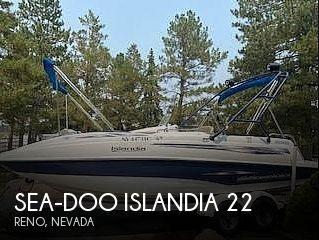 2001 Sea-Doo Islandia 22