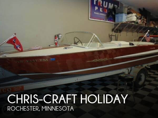 1964 Chris-Craft Holiday