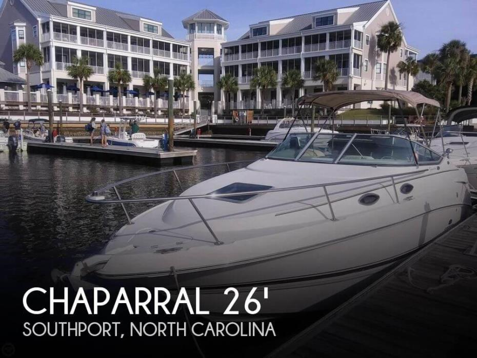 2005 Chaparral 240 Signature