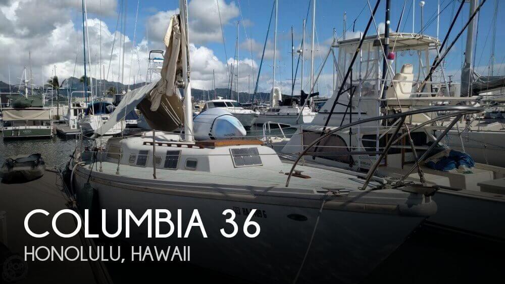 1969 Columbia 36