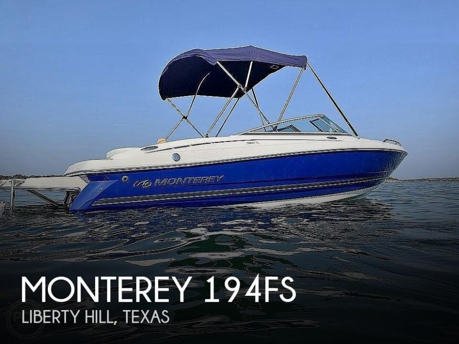 2005 Monterey 194fs