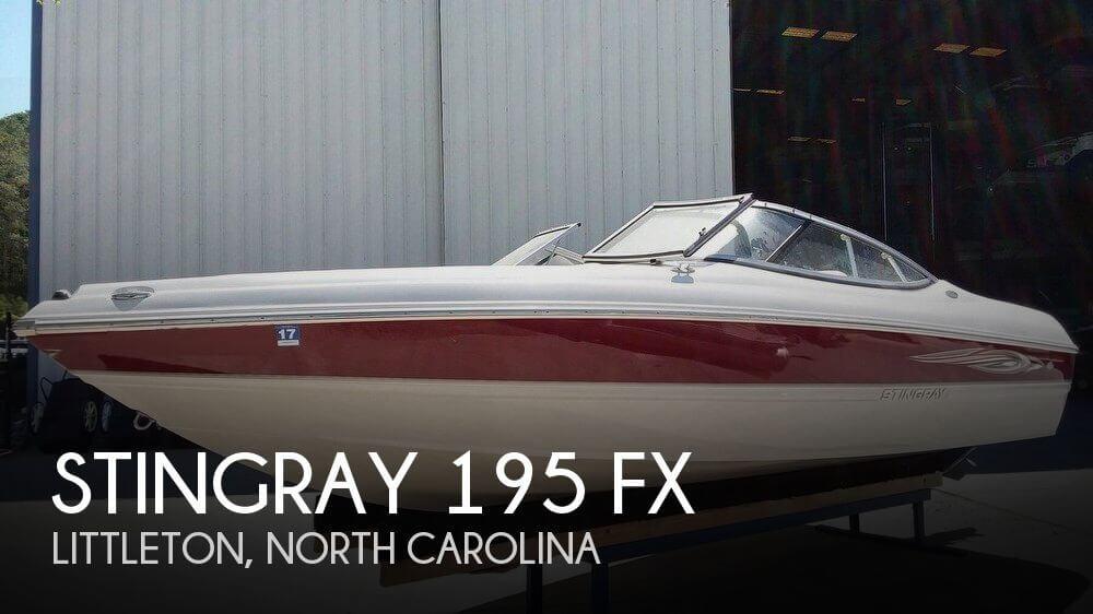 2012 Stingray 195 FX