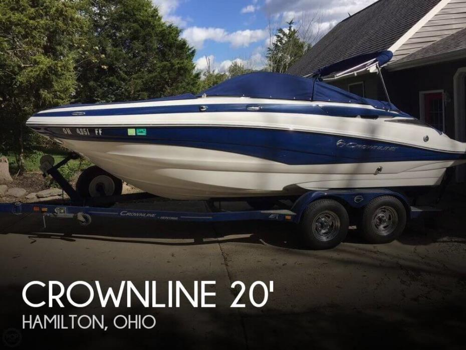 2012 Crownline Eclipse E1 EC 20