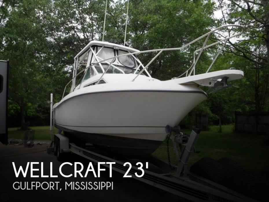 1991 Wellcraft Coastal 236
