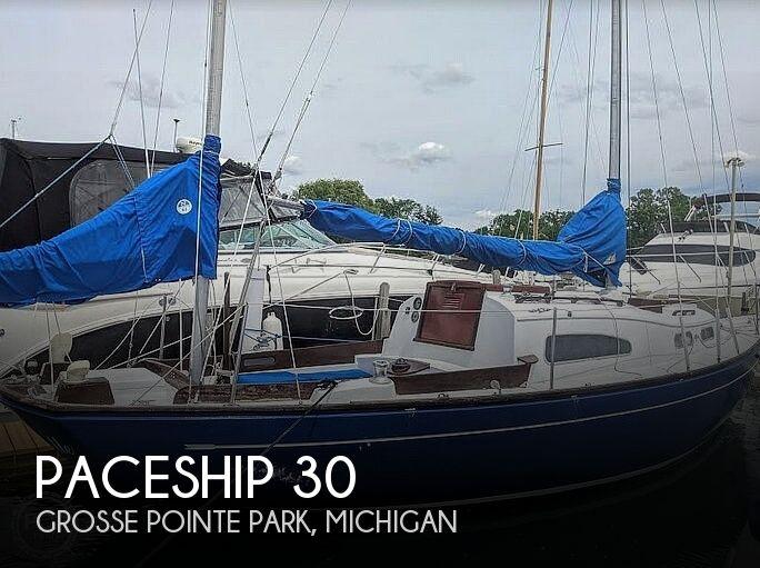 1972 Paceship 30