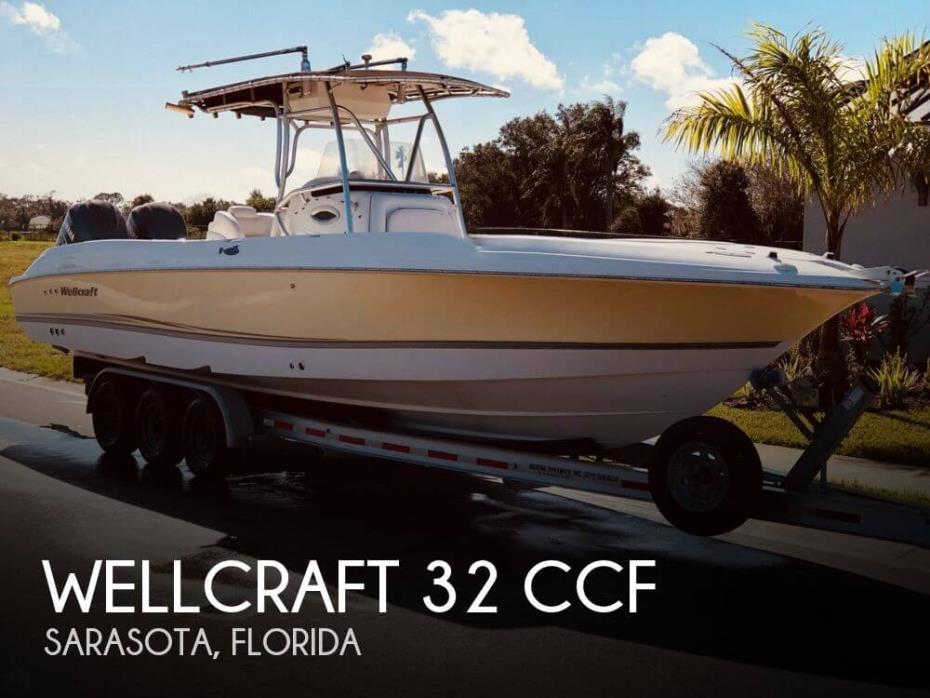 2005 Wellcraft 32 CCF