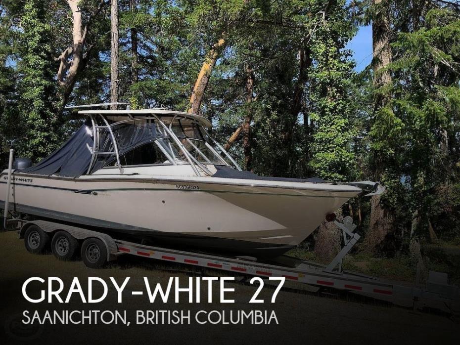 2014 Grady-White 27