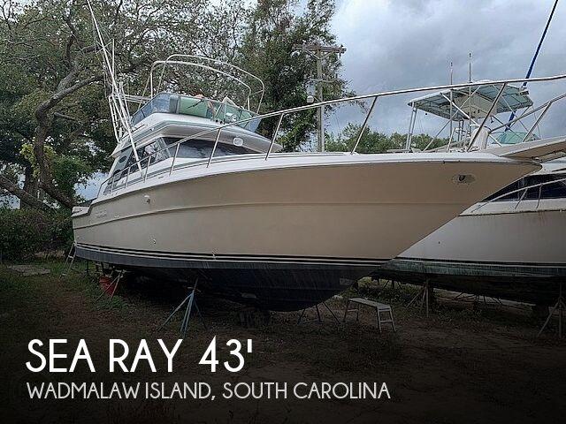 1988 Sea Ray 430 Convertible