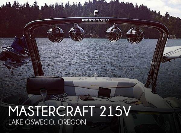 2011 Mastercraft 215V