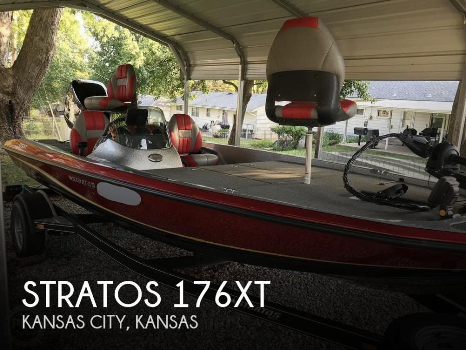 2012 Stratos 176XT