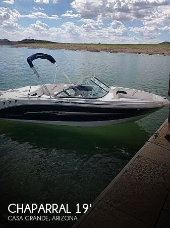 2013 Chaparral 19 H2O