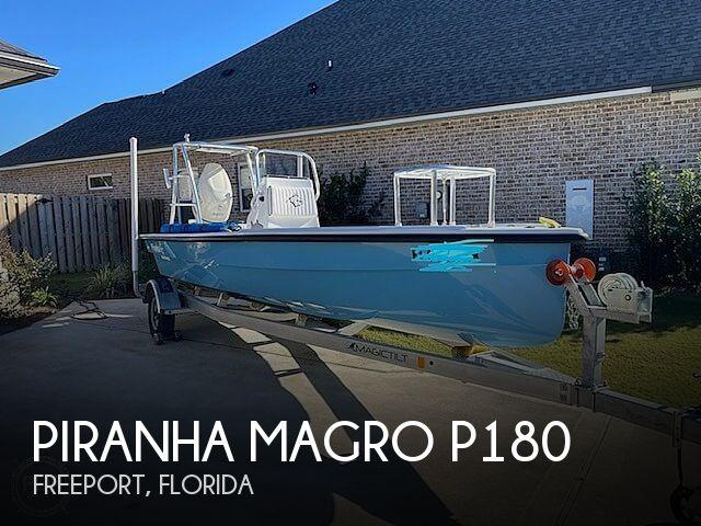 2019 Piranha Magro P180