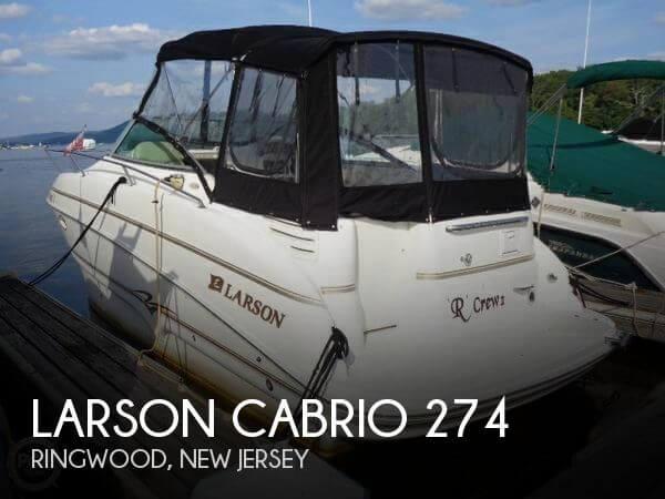 2003 Larson Cabrio 274