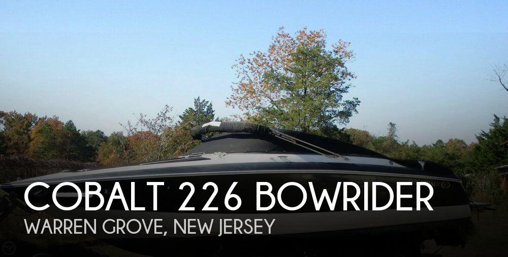 2003 Cobalt 226 Bowrider