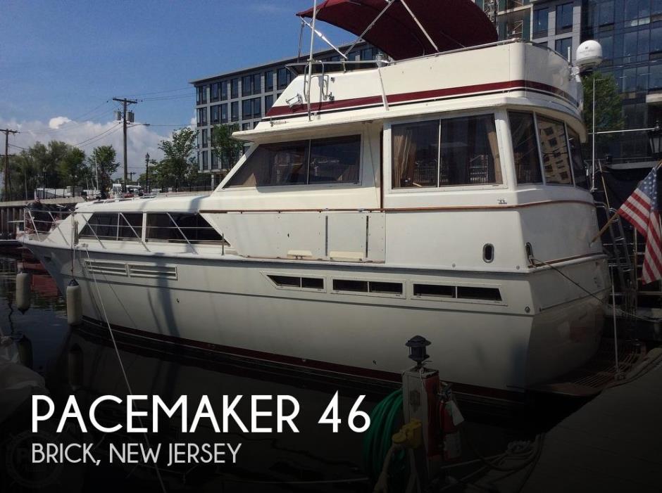 1978 Pacemaker 46 Motoryacht