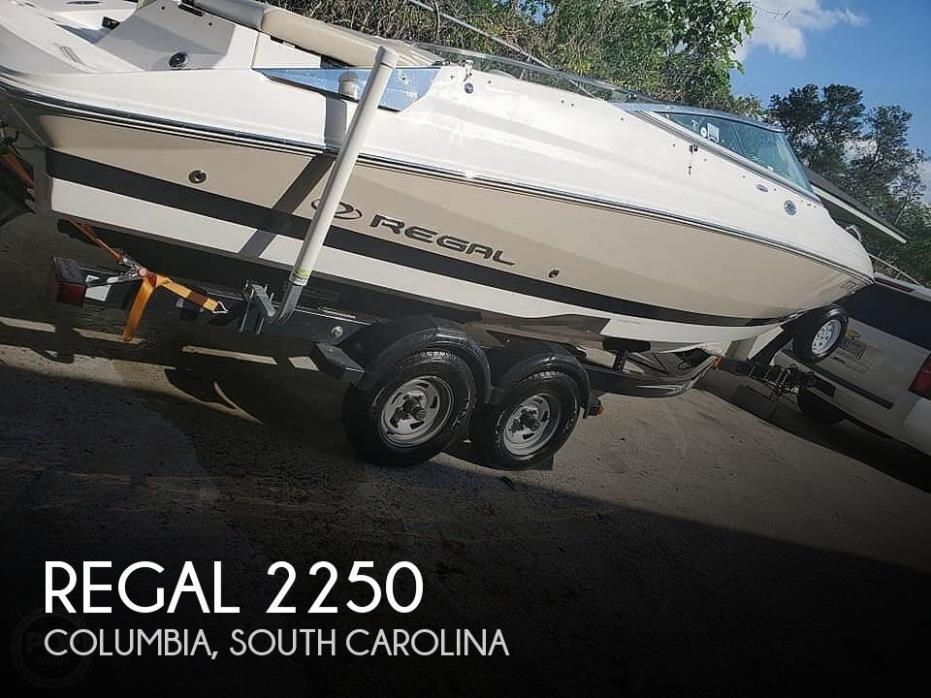 2012 Regal 2250