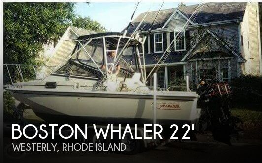 Boston Whaler Boats 22 Boats for sale