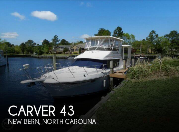 1996 Carver 430