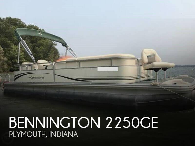 2006 Bennington 2250GE