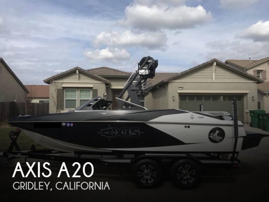 2017 Axis A20