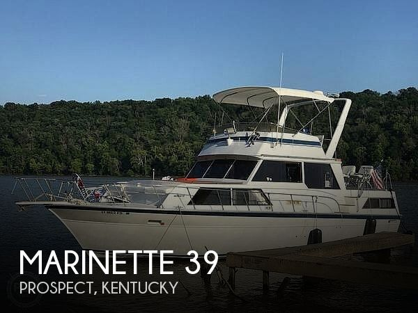 1986 Marinette 39
