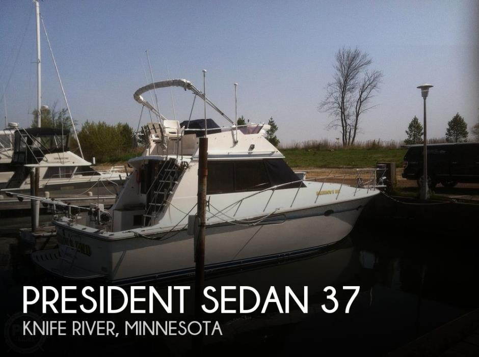 1987 President Sedan 37