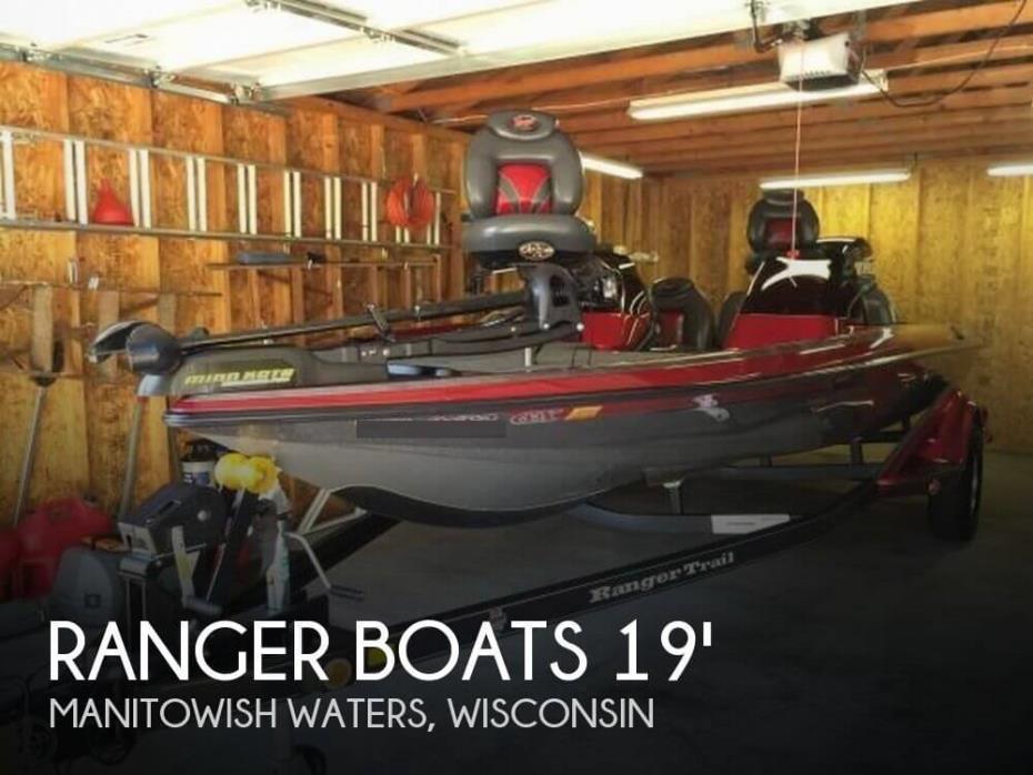 2006 Ranger Boats 519VX Comanche Tour Edition