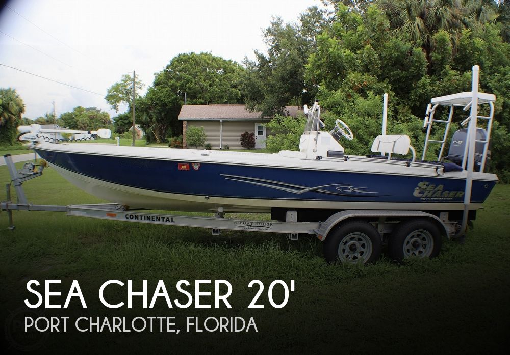 2012 Sea Chaser 200 Flats