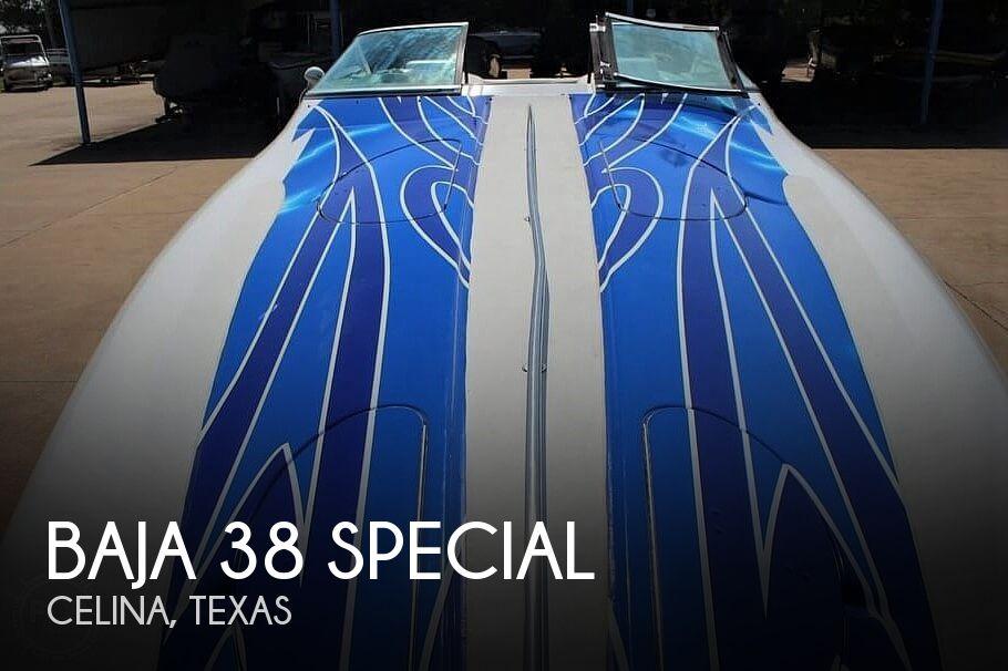 1997 Baja 38 Special