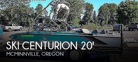 1992 Ski Centurion Falcon