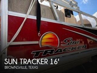 2014 Sun Tracker Bass Buggy 16 DLX