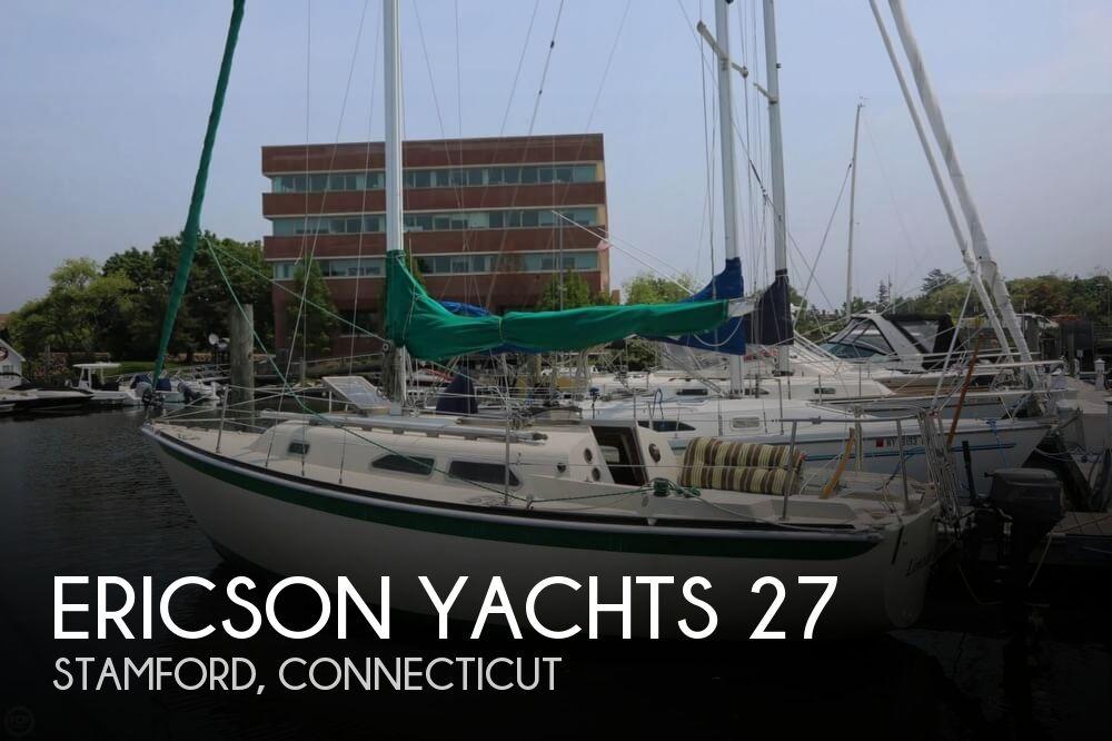 1972 Ericson Yachts 27