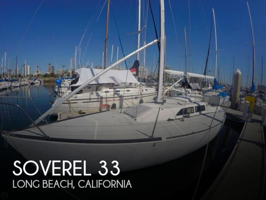 1985 Soverel 33