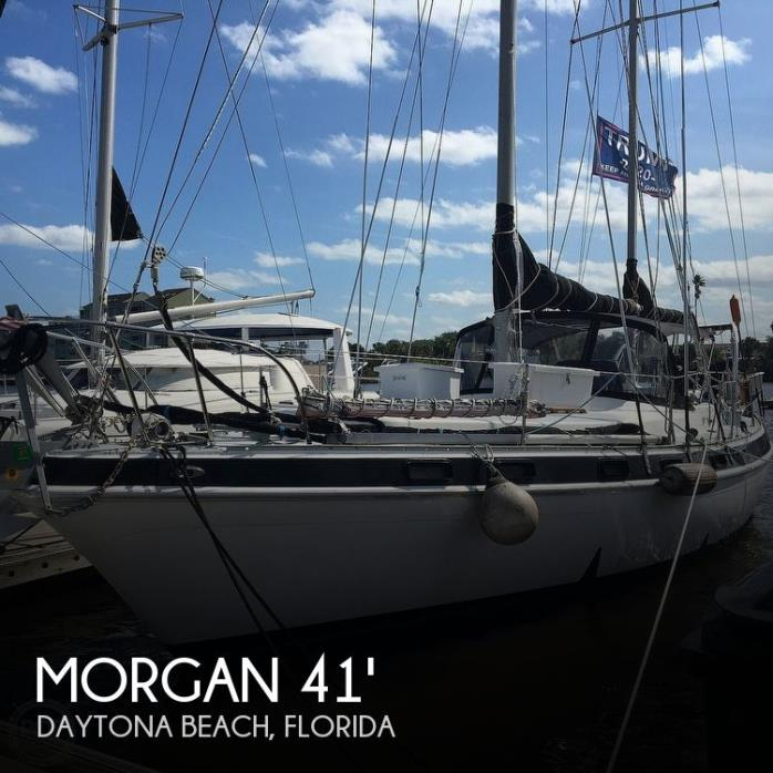 1977 Morgan Out Island 41