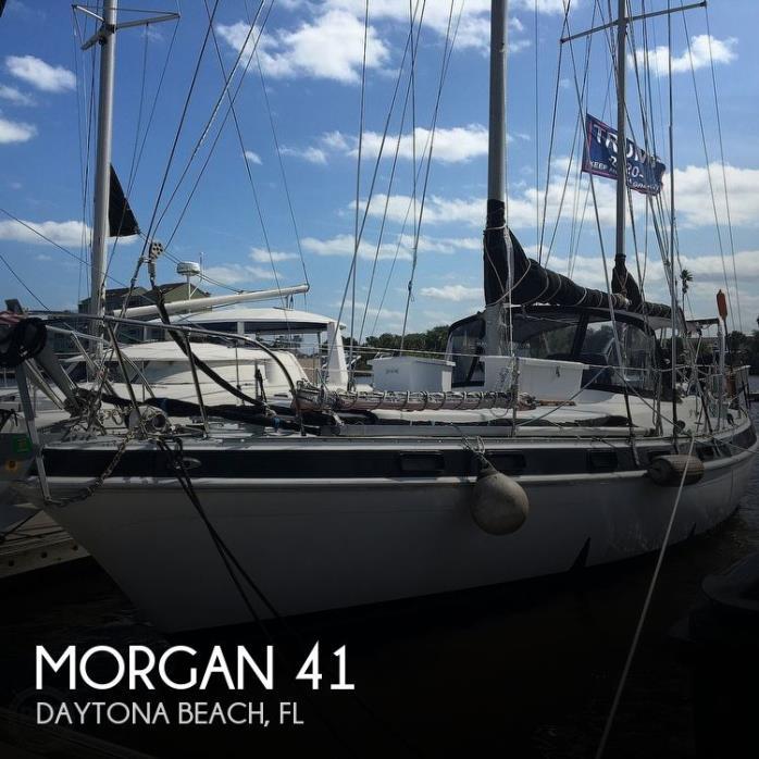 1977 Morgan 41