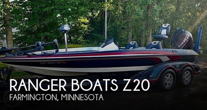 2005 Ranger Boats Z20